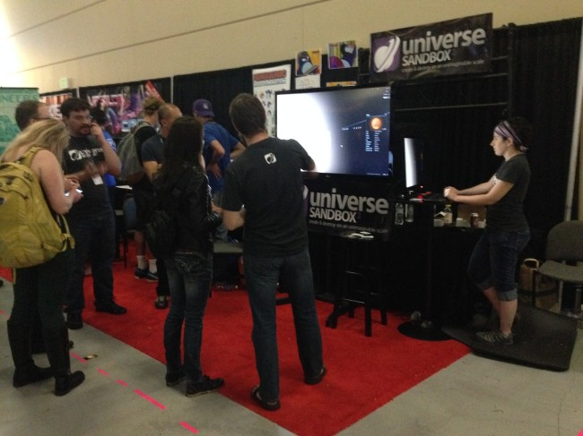 PAX 2014 Booth