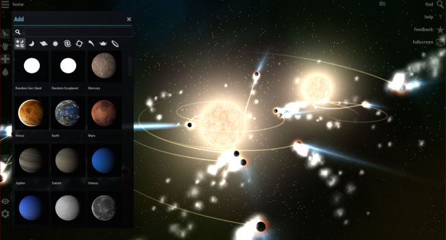 Jupiters, Sun, and New UI