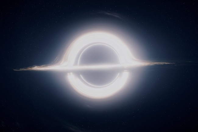 Interstellar_Black_Hole