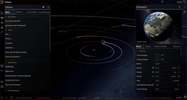 Universe Sandbox ² - Localization