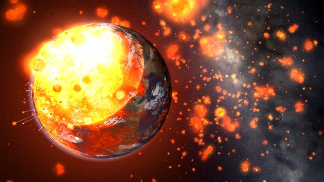 Universe Sandbox ² - Explode 2
