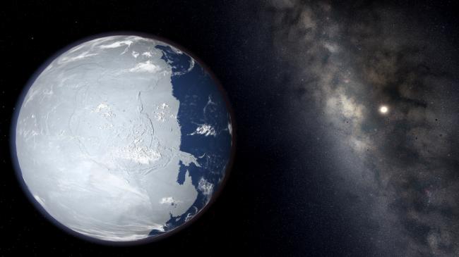 Universe Sandbox ² - Tidally Locked