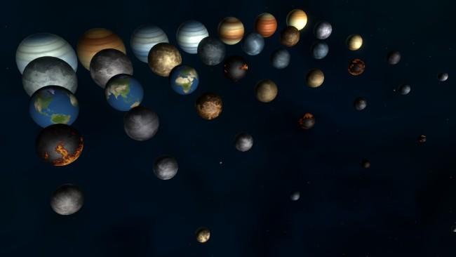 Universe-Sandbox-Procedural