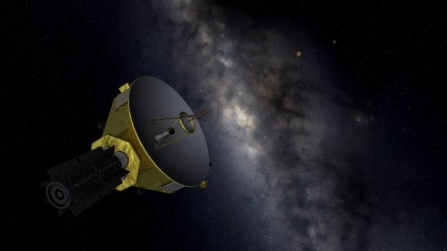 Universe Sandbox ² - New Horizons Pluto 2