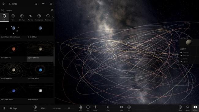 Exploring Some Lesser-Known Features « Universe Sandbox   blog