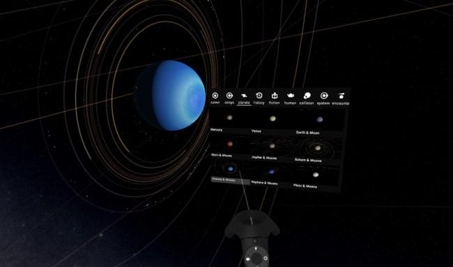 Universe Sandbox ² - Uranus VR