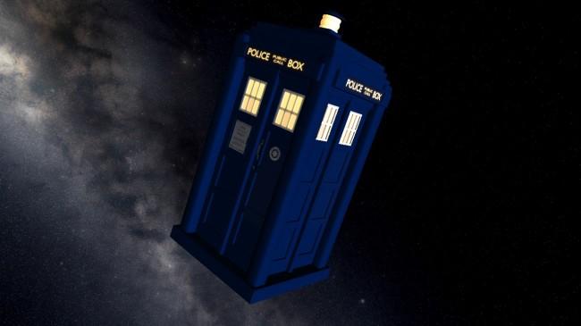 Universe Sandbox ² - Police Box