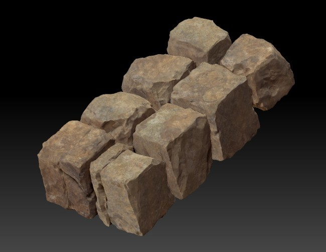 Universe Sandbox ² - Pyramid Blocks Early Model