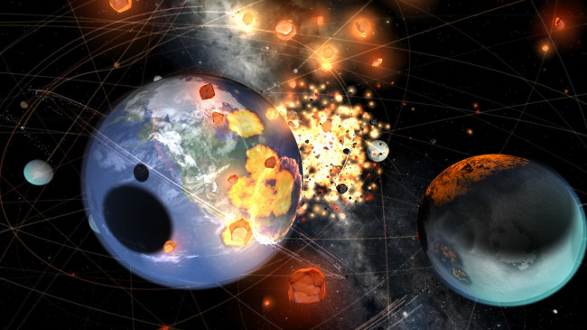 Universe Sandbox ² - Explosions