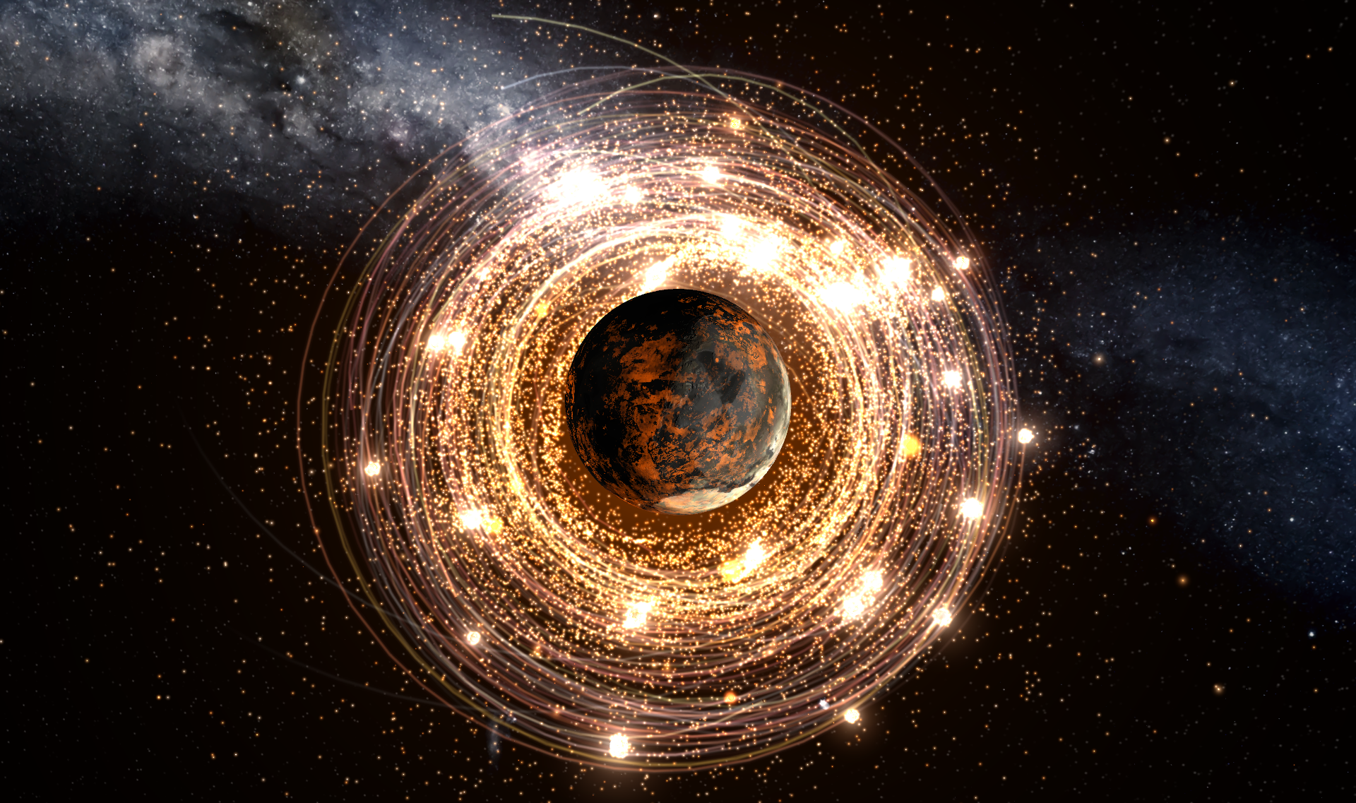 Universe Sandbox Compare