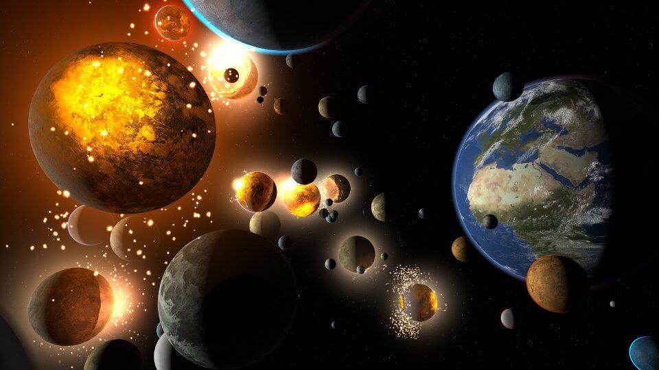 Universe Sandbox | screenshots