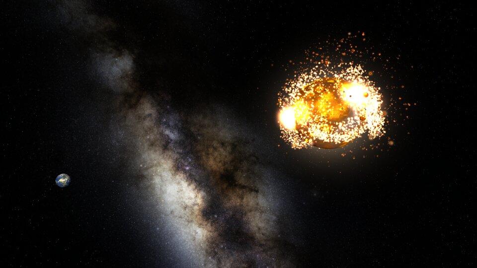Universe Sandbox Screenshots